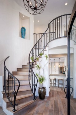 Best Minimalist Staircase Design Ideas You Must Have 27