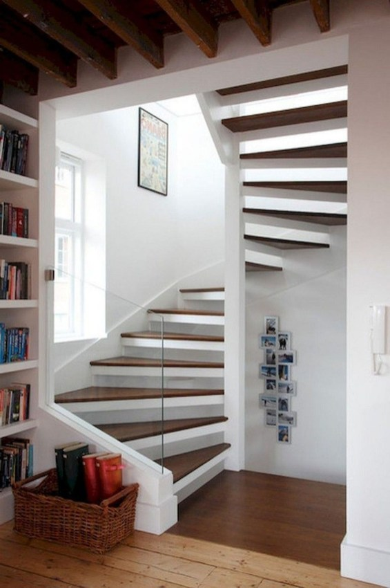 Best Minimalist Staircase Design Ideas You Must Have 46