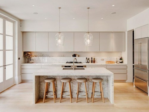 Elegant Kitchen Design Ideas For You 26