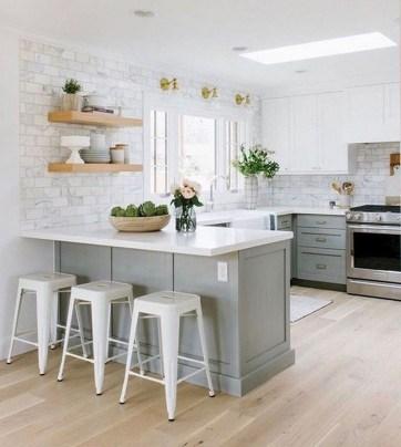 Elegant Kitchen Design Ideas For You 38