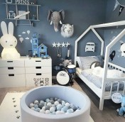 Fabulous Baby Boy Room Design Ideas For Inspiration 35