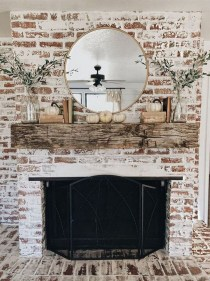 Fabulous Fireplace Design Ideas To Try 11