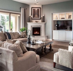 Fabulous Fireplace Design Ideas To Try 14