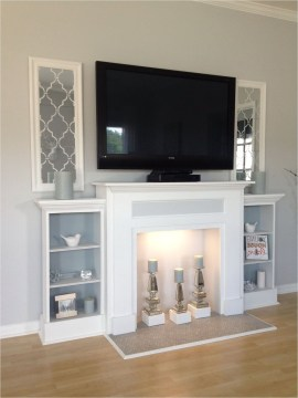 Fabulous Fireplace Design Ideas To Try 45