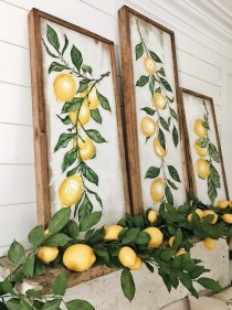 Impressive Farmhouse Decor Ideas That Suitable For Summer 13