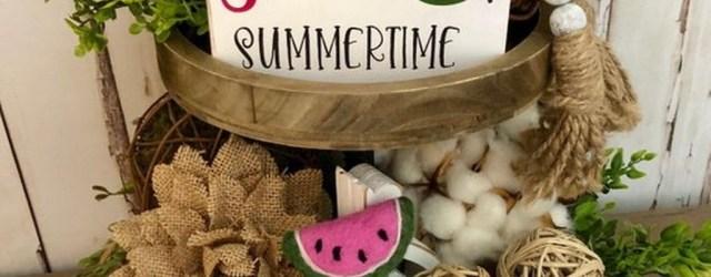 Impressive Farmhouse Decor Ideas That Suitable For Summer 23
