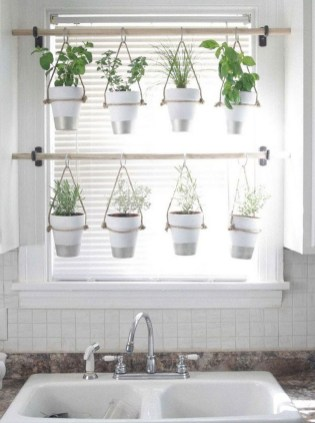 Lovely Window Design Ideas With Plants That Make Your Home Cozy 13