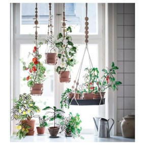 Lovely Window Design Ideas With Plants That Make Your Home Cozy 42