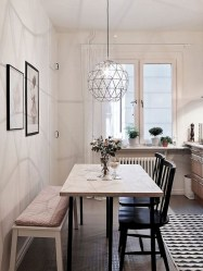 Oustanding Diy Decor Ideas To Upgrade Your Dining Room 01