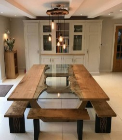 Oustanding Diy Decor Ideas To Upgrade Your Dining Room 13