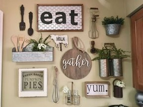 Oustanding Diy Decor Ideas To Upgrade Your Dining Room 17