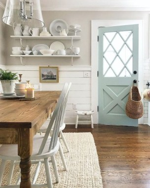 Oustanding Diy Decor Ideas To Upgrade Your Dining Room 25