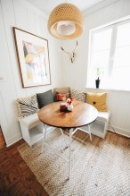 Oustanding Diy Decor Ideas To Upgrade Your Dining Room 27