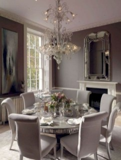 Oustanding Diy Decor Ideas To Upgrade Your Dining Room 28