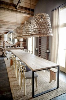 Oustanding Diy Decor Ideas To Upgrade Your Dining Room 29
