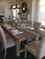 Oustanding Diy Decor Ideas To Upgrade Your Dining Room 42