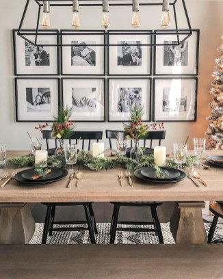 Oustanding Diy Decor Ideas To Upgrade Your Dining Room 47