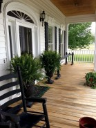 Perfect Porch Planter Design Idseas That Will Give Your Exterior A Unique Look 13