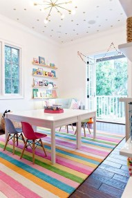 Pretty Playroom Design Ideas For Childrens 19