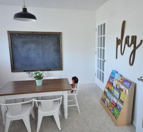 Pretty Playroom Design Ideas For Childrens 25