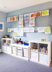 Pretty Playroom Design Ideas For Childrens 29