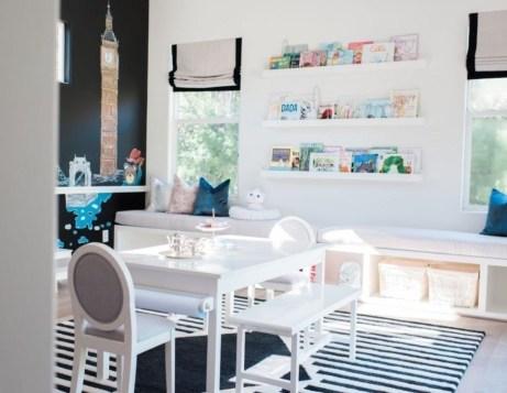 Pretty Playroom Design Ideas For Childrens 35