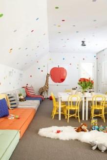 Pretty Playroom Design Ideas For Childrens 37