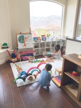 Pretty Playroom Design Ideas For Childrens 51