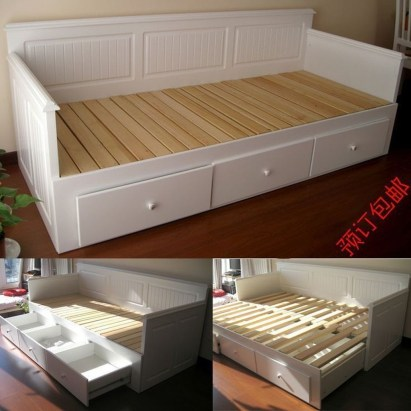 Spectacular Diy Bed Design Ideas That Suitable For Small Space 35