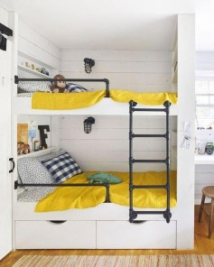 Spectacular Diy Bed Design Ideas That Suitable For Small Space 37