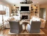 Stunning Living Room Ideas For Home Inspiration 36