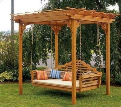 Stylish Gazebo Design Ideas For Your Backyard 24