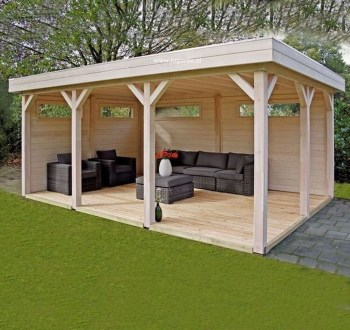 Stylish Gazebo Design Ideas For Your Backyard 42