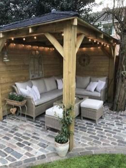 Stylish Gazebo Design Ideas For Your Backyard 45