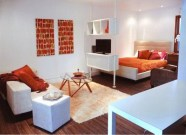 Adorable One Bedroom Apartment Design Idas34
