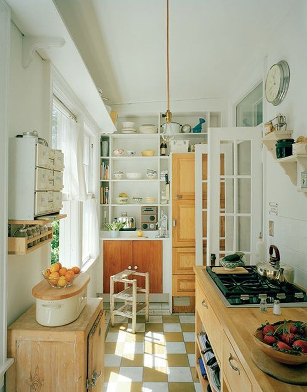 Adorable Simple Kitchen Design Ideas32