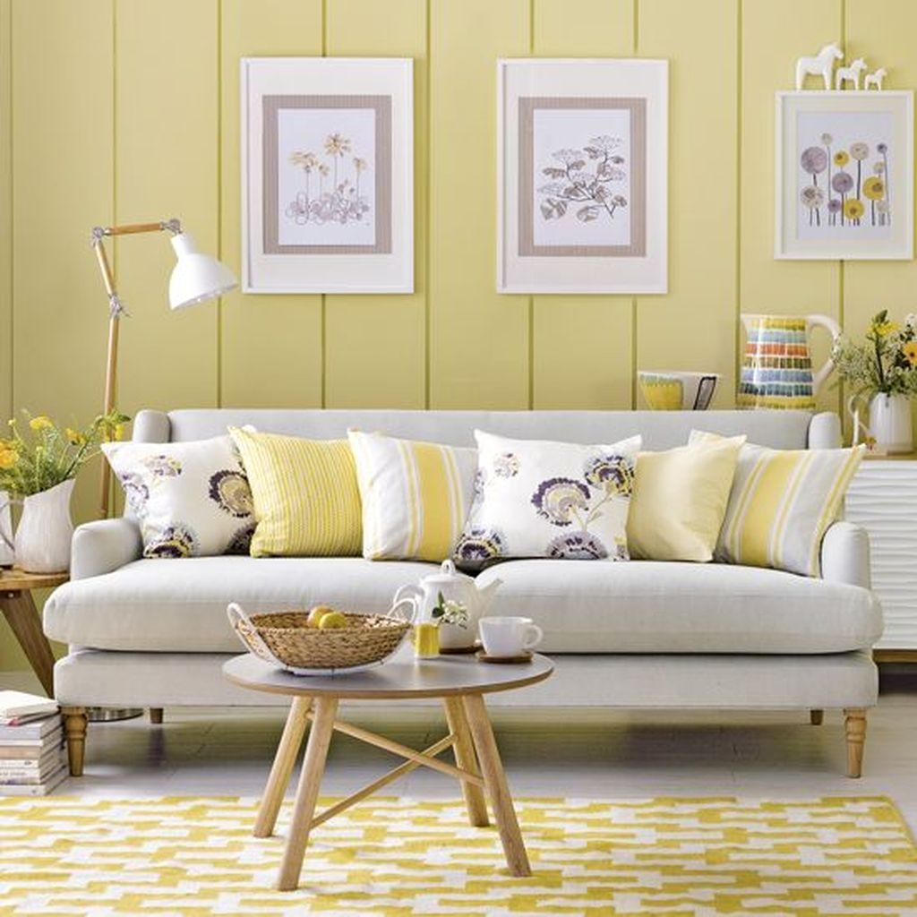 Amazing Country Living Room Design Ideas25