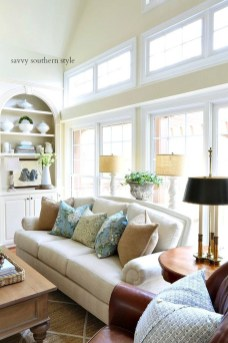 Amazing Country Living Room Design Ideas31