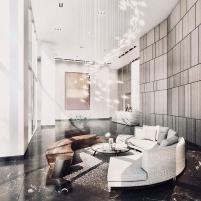 Best Ideas For Apartment Lobby Interior Design07