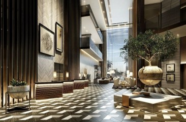 Best Ideas For Apartment Lobby Interior Design18