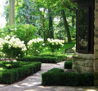 Best Ideas For Formal Garden Design18