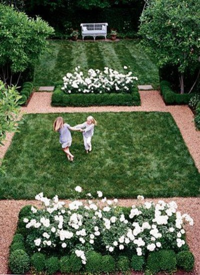 Best Ideas For Formal Garden Design21