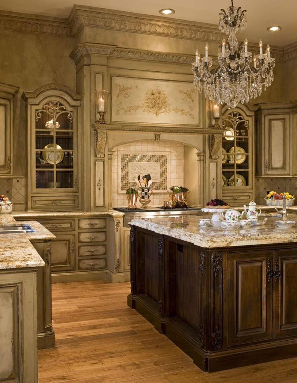 Best Ideas For Luxury Kitchen Design06