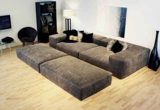 Cool Basement Living Room Design Ideas19