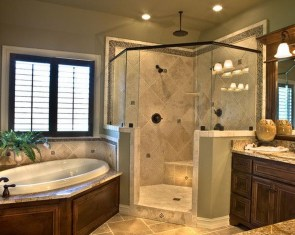 Fabulous Bathroom Shower And Tub Designs Ideas01