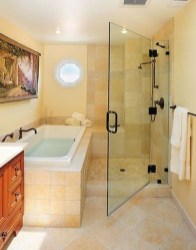 Fabulous Bathroom Shower And Tub Designs Ideas22