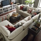 Fantastic Custom Sectional Sofa Design Ideas40
