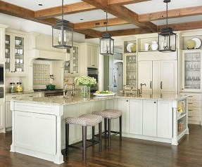 Fantastic L Shaped Kitchen Design Ideas16