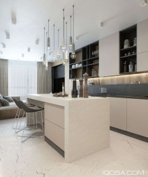 Fantastic Modern Style Apartment Designs Ideas32