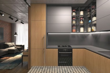 Fantastic Modern Style Apartment Designs Ideas33